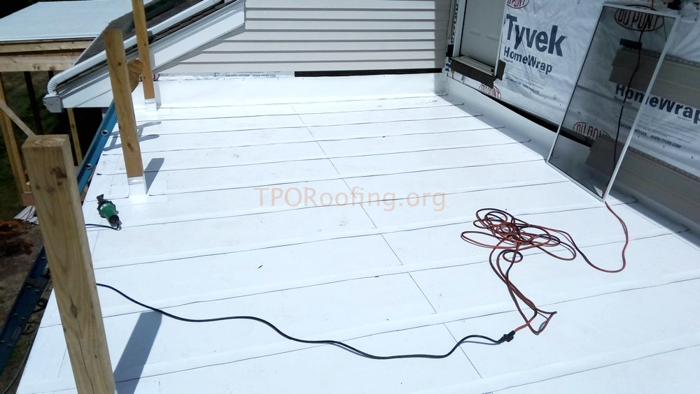 Pros And Cons Of Tpo Roofing